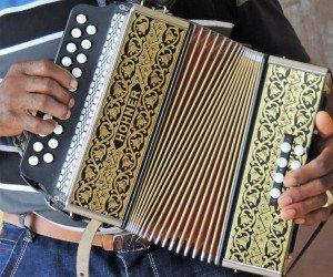 L'accordéon, une oeuvre d'art