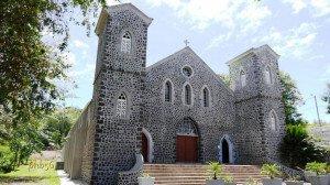 L'église Saint Gabriel, résultat d'un effort soutenu